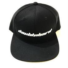【ラス1】DOUBLE HARD DHPK snap back ブラック