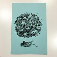 Space Eraser by Travis Millard