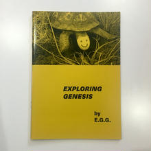 EXPLORING GENESIS by E.G.G.