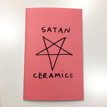 SATAN CERAMICS ZINE