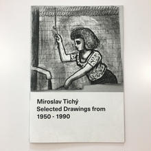 Selected Drawings from 1950 to 1990 by Miroslav Tichý