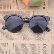 【Kids】round sunglasses