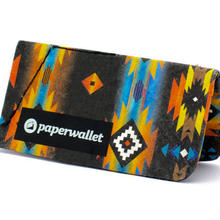 Paperwallet Tribal Aztec Coin