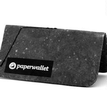 Paperwallet Night Black Coin