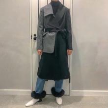 jacket style chester coat
