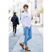 オックスフォードシャツ/白