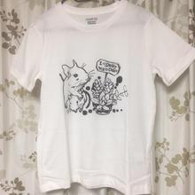 【なつはちふれんず】デグーTシャツ