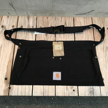 【ラス1】Carhartt Duck nail apron (Black)