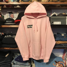 "【残り僅か】RUGGED ""Sucker"" sweat hoodie (Pink)"