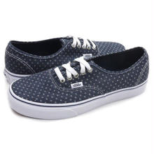 "【残り僅か】Vans ""Authentic"" (Tapestry Dress Blues)"