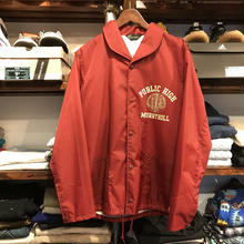 【ラス1】Champion ''PUBLIC HIGH'' shawll color coachjacket (Burgundy)
