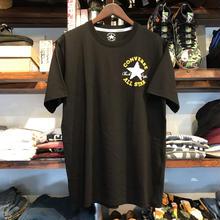 【ラス1】CONVERSE towely logo ALLSTAR tee(Black)