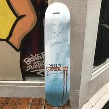 SHUT skates deck