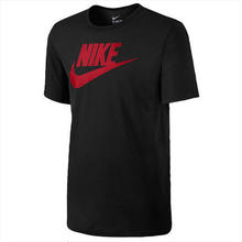 【残り僅か】NIKE FUTURA logo tee (Black/Red)