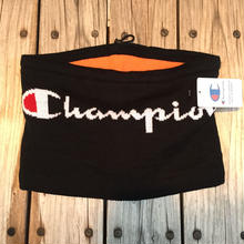 【残り僅か】Champion NECK WARMER (Black)