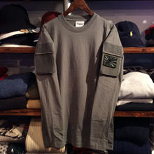 "【ラス1】RUGGED ""JP NAVY"" L/S tee(Khaki)"