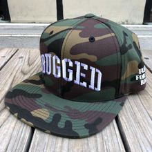 "RUGGED ""ARMY ARCH"" snap back(Camo)"