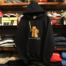 "【残り僅か】RUGGED ""POLO MASTER""light sweat hoody (8.0oz./Navy)"