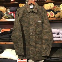 """【ラス1】RUGGED on Levi's """"FUCK des BABYLON TOKYO"""" camo jacket"""