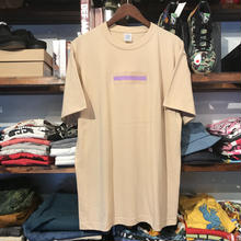 "【RUGGED別注】GUALA ""GEL BOX""  tee (Beige)"