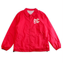 "【ラス1】SH*T KICKER ""SK51 LOGO"" coach  jacket ( Red)"