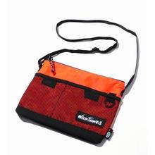 【残り僅か】WILD THINGS SACOSH bag (Orange)