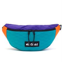 【ラス1】WILDTHINGS waist pouch (Multi)