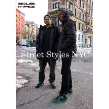 【残り僅か】212.MAG #23 『Street Styles NYC』
