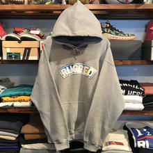 "【ラス1】RUGGED ""SNOW ARCH"" sweat hoodie (Gray)"