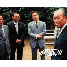 """RUGGED """"Mr.TANAKA"""" poster"""