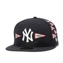 【残り僅か】 NEW ERA 59FIFTY  Spike Lee Joint Pennant cap (Black)