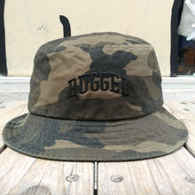 【残り僅か】RUGGED on Champion buckethat(Camo)