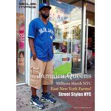 【残り僅か】212.MAG #24 『Jamaica, Queens/ Millions March NYC / East New York Farms!』