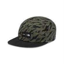 【残り僅か】THE NORTH FACE 5 Panel adjuster cap (Green)