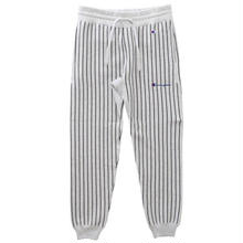 【残り僅か】Champion ''REVERSE WEAVE'' stripe sweat pants   (Silver Gray)