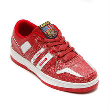 "【ラス1】TROOP ""ICE LAMB""LOW(Red/White)"