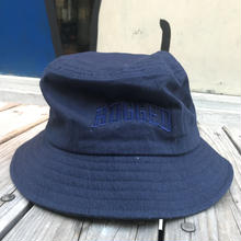 【ラス1】RUGGED on Champion buckethat(Navy)