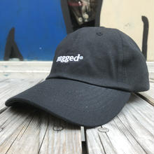 "RUGGED ""rugged®︎""  adjuster cap  (Black)"