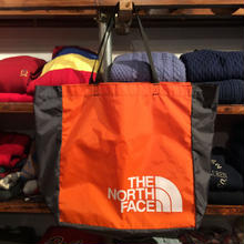 【残り僅か】 THE NORTH FACE nylon tote bag(Orange)