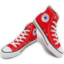 【ラス1】CONVERSE CANVAS ALL STAR HI (Red)
