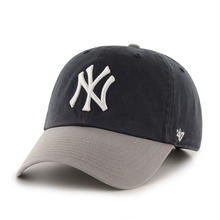 【ラス1】'47 CLEAN UP Yankees adjuster cap (Navy/Gray)