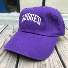 【残り僅か】RUGGED ''ARCH LOGO'' adjuster cap (Purple)