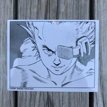 "RUGGED ""Scouter"" sticker"
