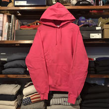 【残り僅か】Champion eco fleece hoodie (Pink)