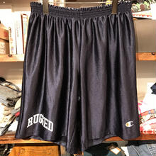 "RUGGED on vintage/Champion ""SMALL ARCH""Jergy shorts (Navy)"
