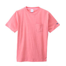 Champion Basic pocket tee (Pink)