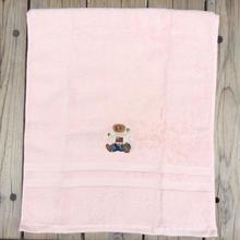 【ラス1】POLO RALPH LAUREN bear embroidery hand towel (Pink)