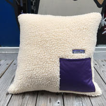 【ラス1】SECOND LAB BOA CUSHION (Beige)