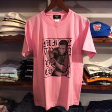 """【残り僅か】DISCO """"TYSON"""" tee(Pink)"""
