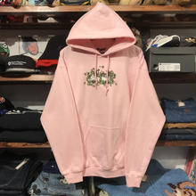 "【ラス1】RUGGED ""Sup'em"" sweat hoodie (Pink)"